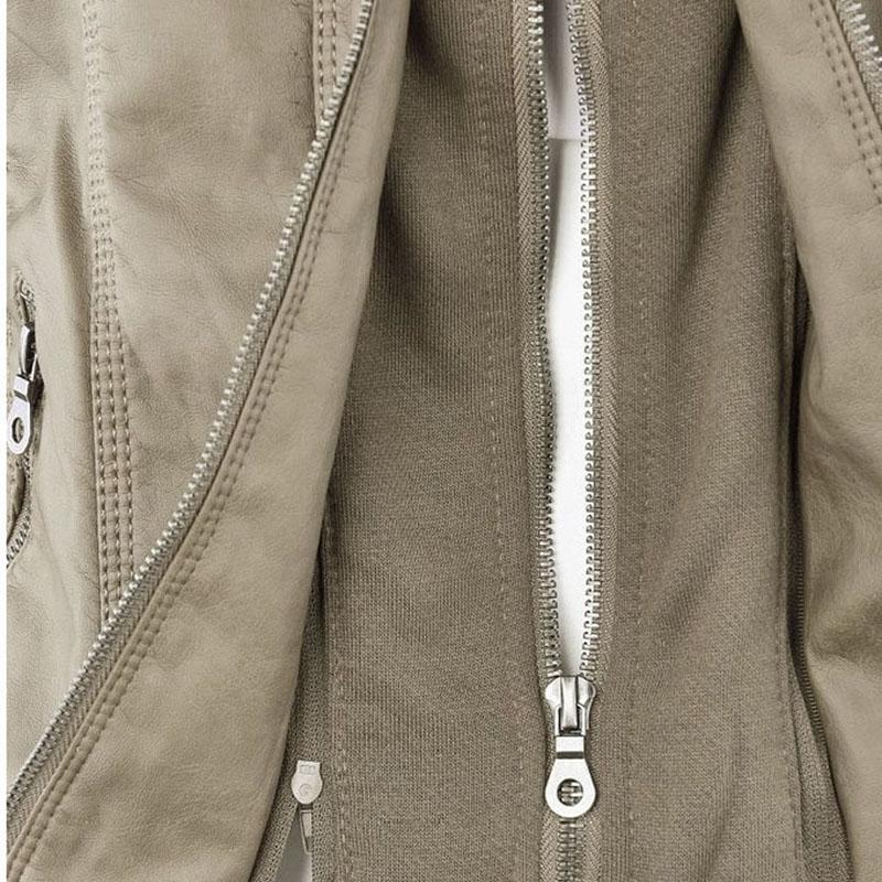 HTB1l5fhaebviK0jSZFNq6yApXXab Faux Leather Jacket Women 2021 Basic Jacket Coat Female Winter Motorcycle Jacket Faux Leather Suede PU Zipper Hoodies Outerwear