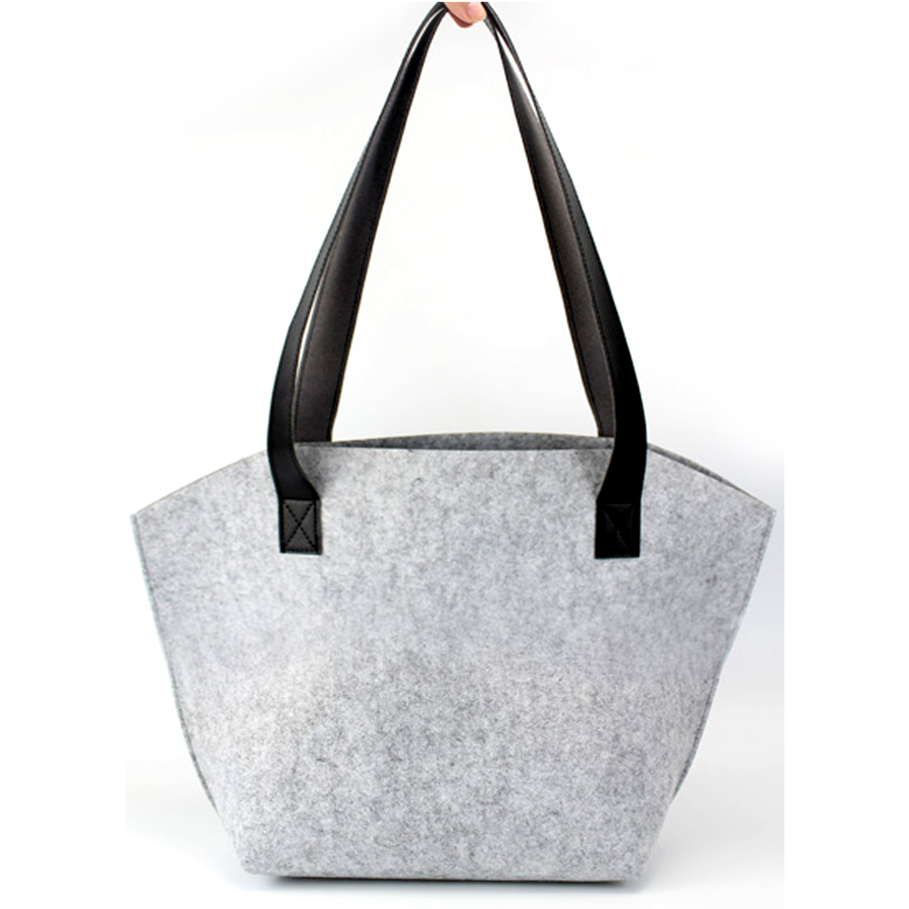 bolsa, moda bolsa da loja, Material Principal : Feltro