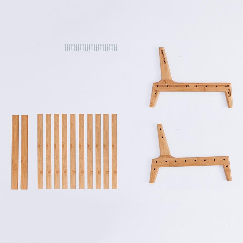 ZEN\'S BAMBUS Meditation Stuhl Japanischen Stil Stuhl Mit Kissen ...