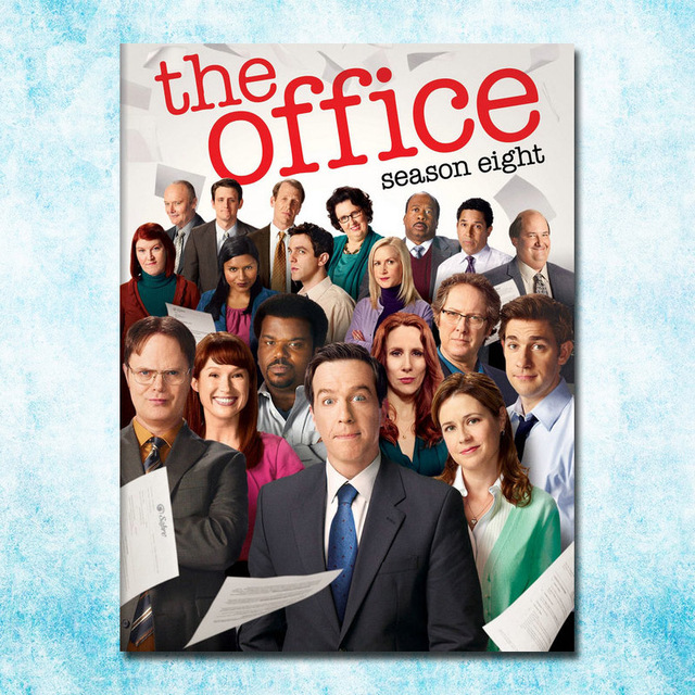 the office posters. The Office Hot TV Series Art Silk Canvas Posters 13x18 20x27 Inch Picture For Room Decor A