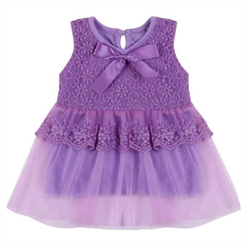 תינוק בנות שמלת טוטו שמלת vestidos 2018 ילדים חמוד תחרה פרח קיץ מסיבת נסיכת שמלות תינוק vestido דה festa לונגו