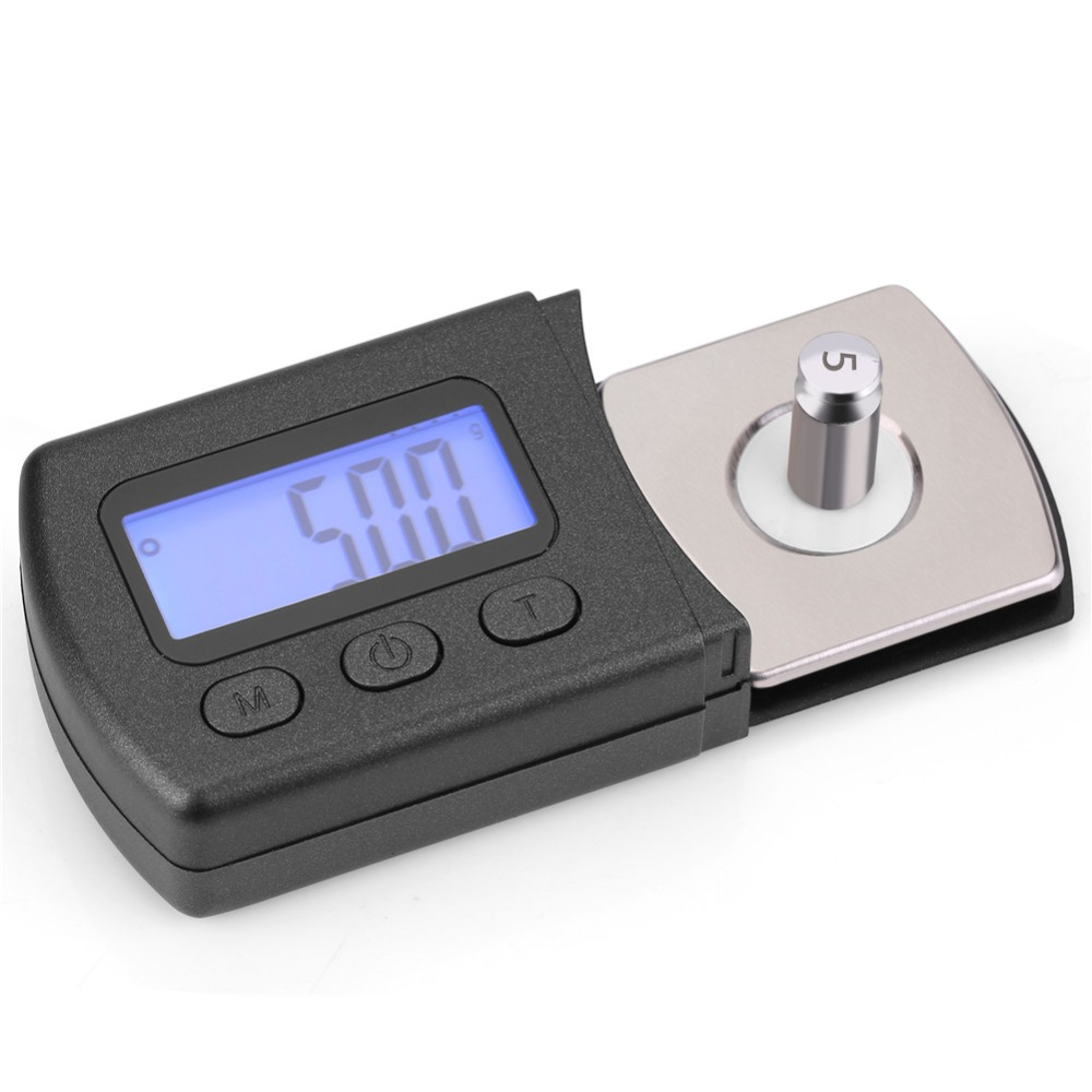 Stylus Force Scales