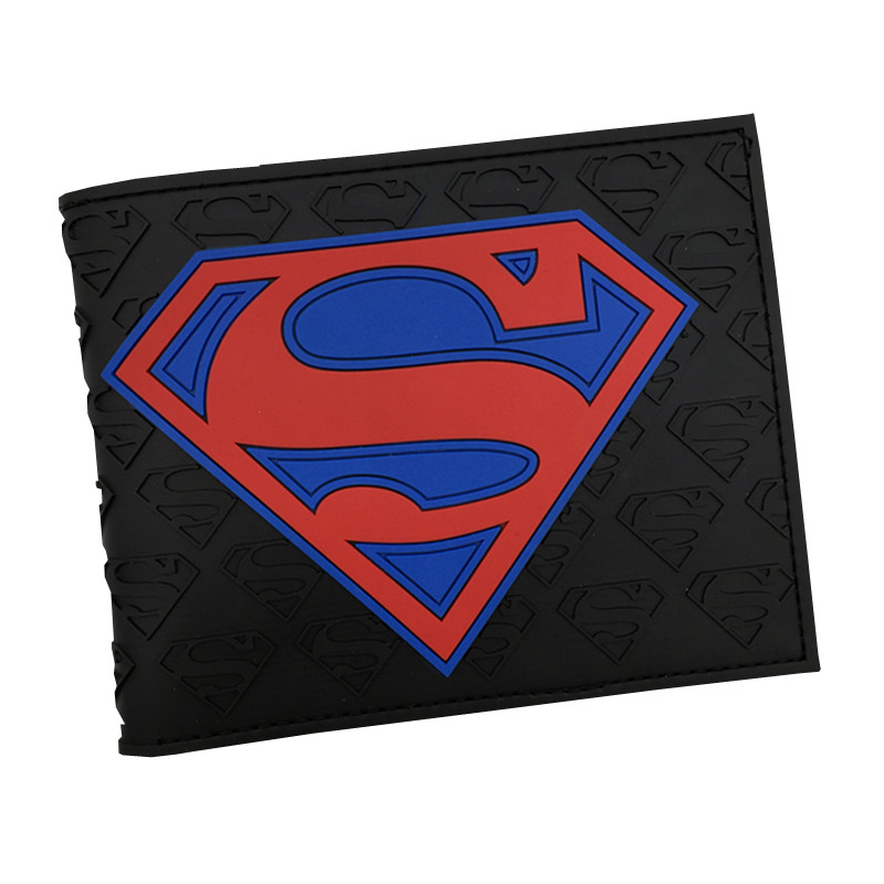 Free Shipping Anime Comics The Superman Wallet Anime Cartoon Purse for Young Card Holder Wallets With Tag Dollar Price пудра by terry terrybly densiliss compact 1 цвет 1 melody fair variant hex name fdcbb0