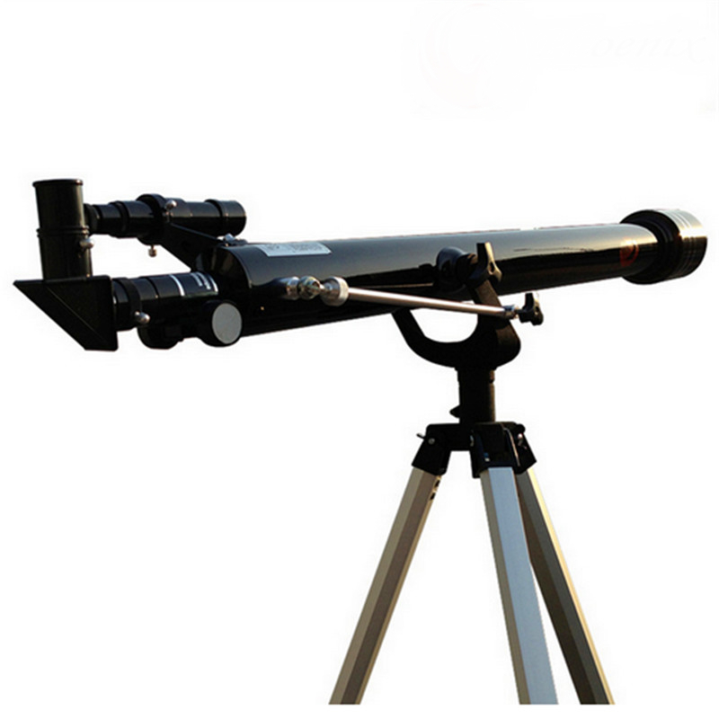 Quality 675 Times Zooming Outdoor Monocular Space Astronomical Telescope With Portable Tripod Spotting Scope 900/60m Telescopio цены