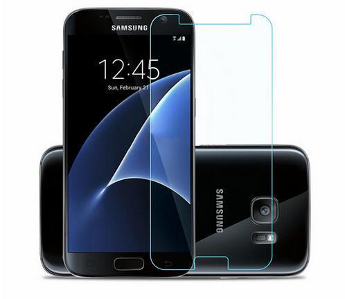 להפליא For Samsung Galaxy S7 Hero S 7 Screen Protector 9H Tempered Glass QT-69