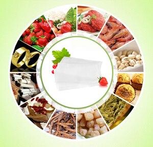 Image 4 - 5 ม้วน/ล็อตอาหารสูญญากาศถุงเก็บกระเป๋าสำหรับเครื่องซีลสูญญากาศ 12/15/20/25 /28 ซม.* 500 ซม.