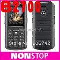 Оригинальные мобильные телефоны Samsung B2700, B2700 разблокирована Сотовые телефоны 3 Г bluetooth mp3-плеер до 8 ГБ гарантия один год После Капремонта