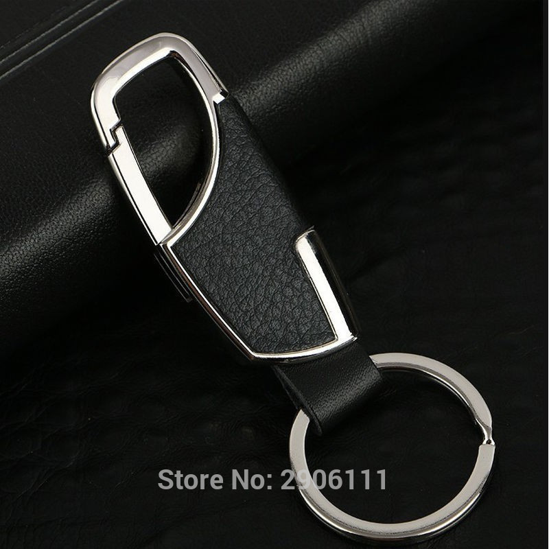 Тюнинг автомобилей кожаный брелок металлический Ключи кольцо многофункциональный инструмент Key Holder для VW Polo Tiguan Гольф 7 4 6 Passat b6 b5 b7