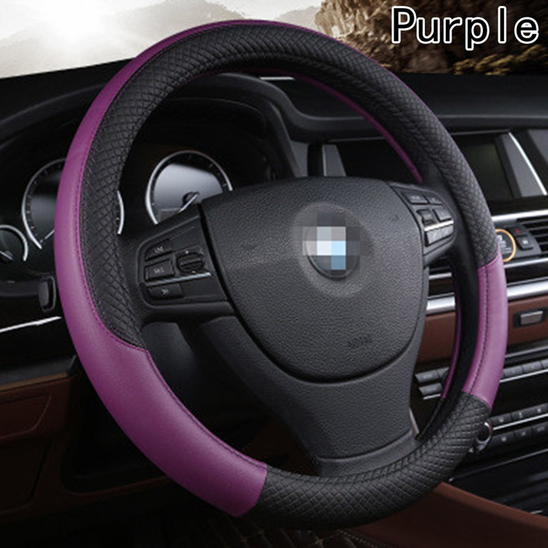 Wheel Cover Design Luxury 95% Cars Practical 38cm 6 Colors Leather Size Beauty Simple
