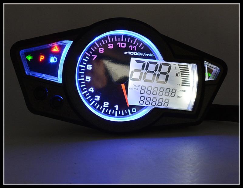 KOSO Motorcycle Odometer Refit LCD meter Adjustable 10inch 13inch 17inch 18inch 19inch 21inch tiresKOSO Motorcycle Odometer Refit LCD meter Adjustable 10inch 13inch 17inch 18inch 19inch 21inch tires