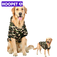 Camouflage Large Dog Parka Jacket Thermal Winter Pet Clothes for Extra Big Dogs Pet Clothing Supplies Dropshipping