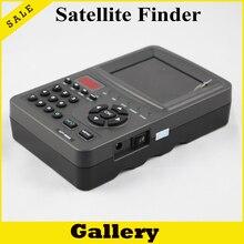2016 Youtube Tv Tuner Satellite Receiver Led Handheld Satfinder Meter multifunctional Monitor Kpt-968/kpt968g For Tv