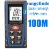 Laser Distance Meter 40M 60M 80M Laser Rangefinder Range Finder Digital Laser Tape Measure Area Volume