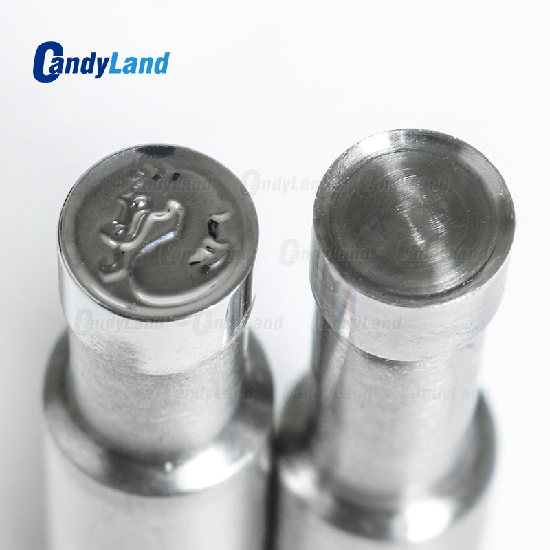 CandyLand Dragon Milk Tablet Die 3D Punch Press Mold Candy Punching Die Custom Logo Calcium Tablet Punch Die For TDP5 MachineCandyLand Dragon Milk Tablet Die 3D Punch Press Mold Candy Punching Die Custom Logo Calcium Tablet Punch Die For TDP5 Machine