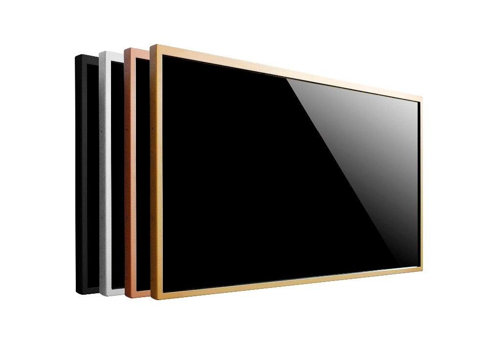 ZZDtouch 32 pouces écran tactile infrarouge moniteur pc ordinateur moniteur tout-en-un pc couleur noire