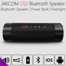 цена на JAKCOM OS2 Smart Outdoor Speaker Hot sale in Speakers as radyo equipo de sonido hogar parlantes profesionales