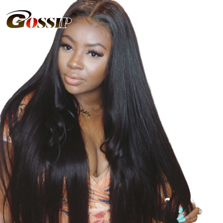 13x4 Straight Lace Front Wig Remy Human Hair Wigs 180 Density Lace Front Human Hair Wigs For Black Women Short Wigs Available