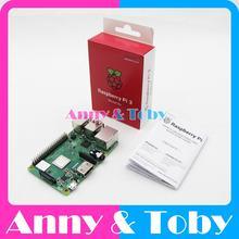 Element14 รุ่น: 2018 ใหม่ Original Raspberry Pi 3 รุ่น B + Plus BCM2837B0 1 GB SDRAM WiFi on   board/บลูทูธ PI 3B + PI3 B + Plus