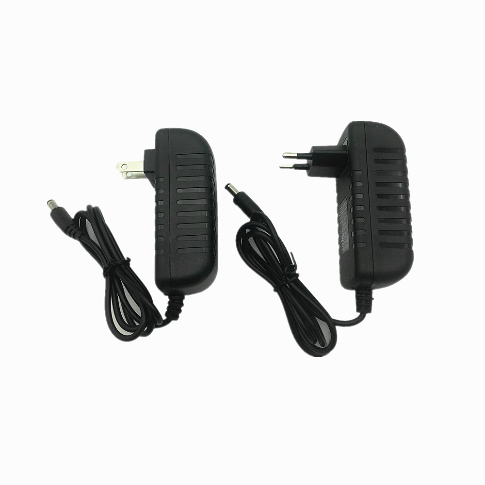 Power Adapter DC 5V 12V <font><b>24V</b></font> 1A 2A 3A <font><b>Adaptor</b></font> 220V To 5 V 12 V Volt Charger Supply Universal Switching EU US Plug 220V To 12V image