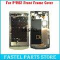 Для BlackBerry Porsche Design P'9982 P9982 9982 Оригинальный Мобильный Телефон Передняя Ближний Рамки случая крышки Снабжения Жилищем Бесплатная доставка