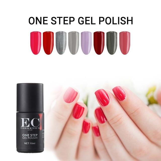 Gelike 10 ml química de un paso Gel de esmalte de uñas de Gel, la falta de esmalte de uñas para uñas de arte