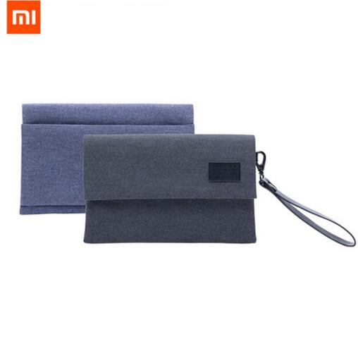 Original Xiaomi Wasserdichte Elektronik Zubehör Veranstalter Tasche Portable Storage Digitale Beutel Kabel Kopfhörer Telefon Energienbank Schrecklicher Wert Videospiele