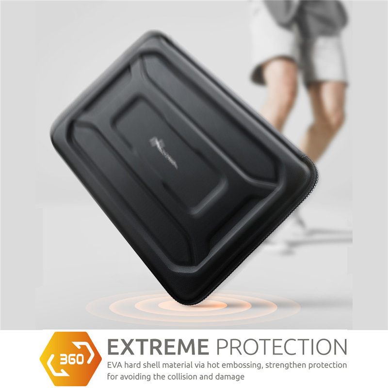 Nacuwa 360 Degree Shockproof Waterproof Protective Laptop Sleeve Bag Case For 11-12.3 inch, 13 - 13.3 inch, 15 inch Computer Bag