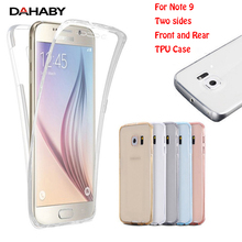 Buy front tpu case samsung galaxy s8 plus and get free shipping on  AliExpress.com a4e9ec43e2cb