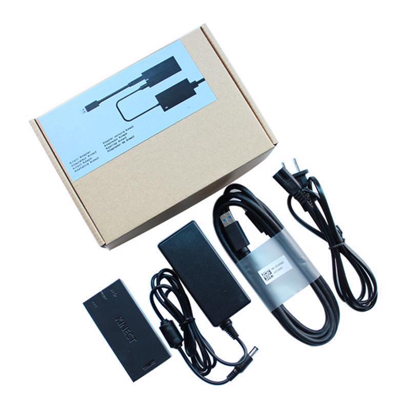 100% QualitäT Eu/us/au/uk Plug Power Versorgung Kinect Adapter Für Xbox Kinect One 2,0 Sensor Für Xbox One S Für Windows 8/8 Netzteile 1/10