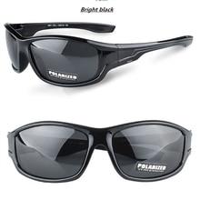 Fashion Outdoor Sports Polarized Sunglasses Goggles Men Driv