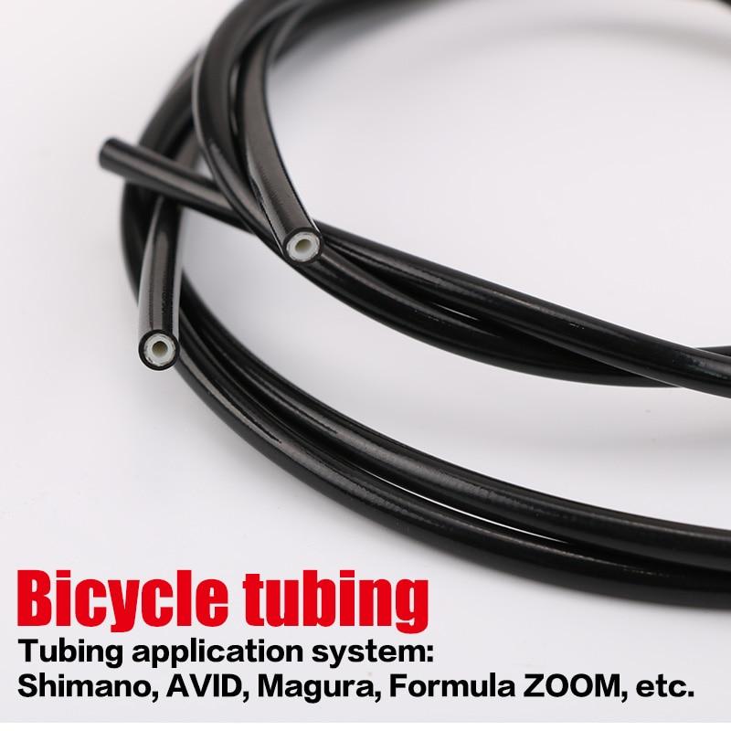 Mountain bike hydraulic disc brake oil tube pipe bicycle brake hose NM