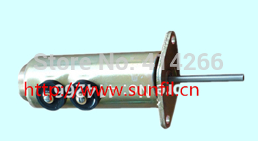 Wholesale Replace Fuel Shutdown Shut Off Solenoid Valve 110-6466 6T-4121 / 1106,12V466 free fast shipping by tnt ,dhl ,fedex,ups недорого