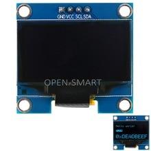 OLED Display Module 1.3 inch OLED Module Screen 128×64 Blue Color I2C for Arduino OLED Display