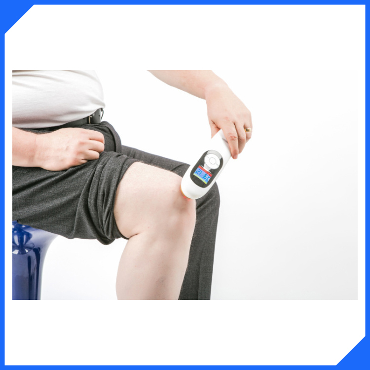 Pain management neck pain gone physical therapy device 808nm laser pain relief equipment
