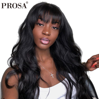 360 Lace Frontal Wig Pre Plucked With Baby Hair 180 Density Brazilian Lace Front Human Hair Wigs Body Wave Lace Wig Prosa Remy