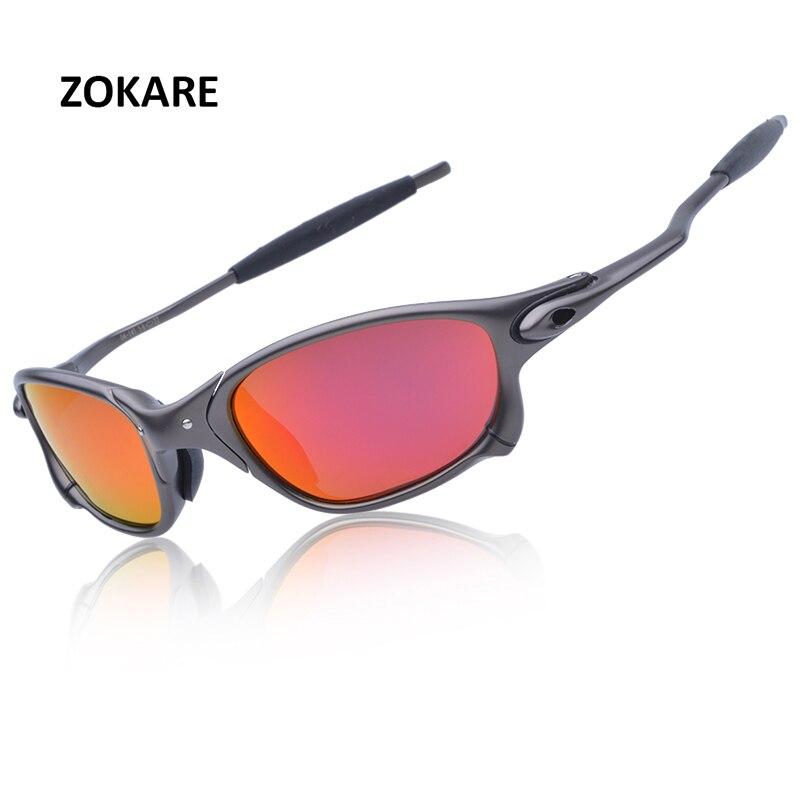 цена ZOKARE Professional Polarized Cycling Sports Sunglasses Sport glasses Bike Sun Glasses Safety Eye Goggles oculos ciclismo Z5-3