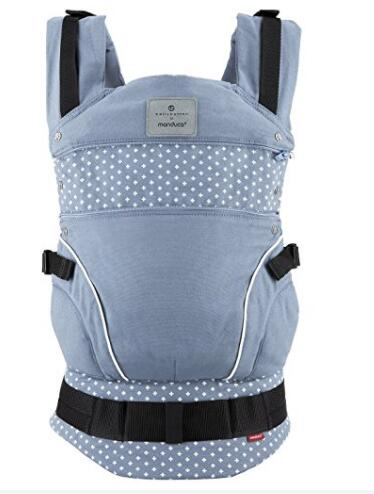 Baby Carrier Backpack Mochila Sling Porte Toddler-Wrap Bebe Bellybutton Manduca 360 title=