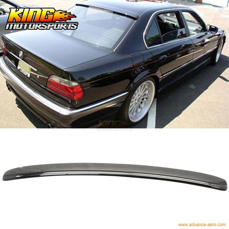 For 95-01 BMW E38 7-Series 4Dr Ac Style #303 Painted Roof Spoiler bmw 7 с пробегом в москве