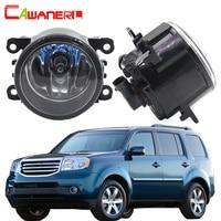 Cawanerl 2 Pieces H11 100W Car Fog Light DRL Daytime Running Lamp Halogen Bulb 12V Styling