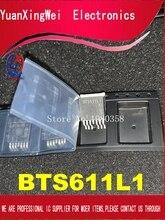 10 ピース/ロット BTS611L1 BTS611 TO263 7 オリジナル在庫がある