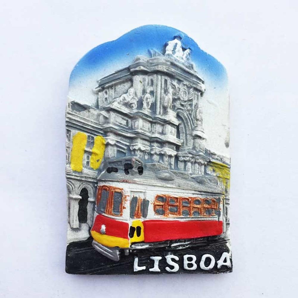 Macau China Mod4 Fridge Magnet Souvenir Magnet Kühlschrank