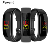 New Pewant Smart Bracelet With Fitness Tracker Smart Wristband Heart Rate Monitor Sleep Tracker Smart Band