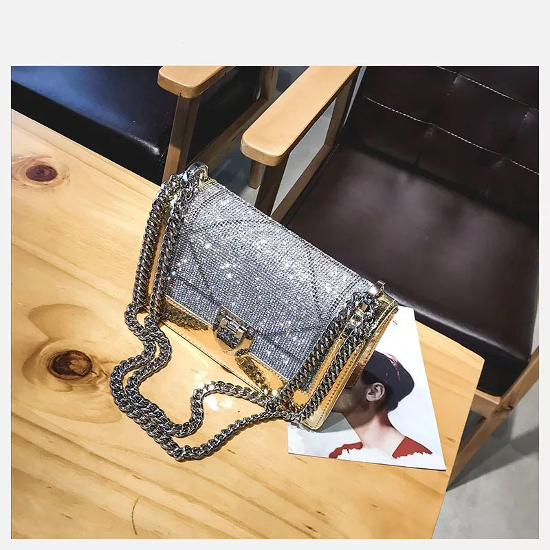 Ladies Hand Bags Women embroidery pattern bags Totes Messenger Bags Hign Quality Designer Luxury Brand Shining BlingblingLadies Hand Bags Women embroidery pattern bags Totes Messenger Bags Hign Quality Designer Luxury Brand Shining Blingbling