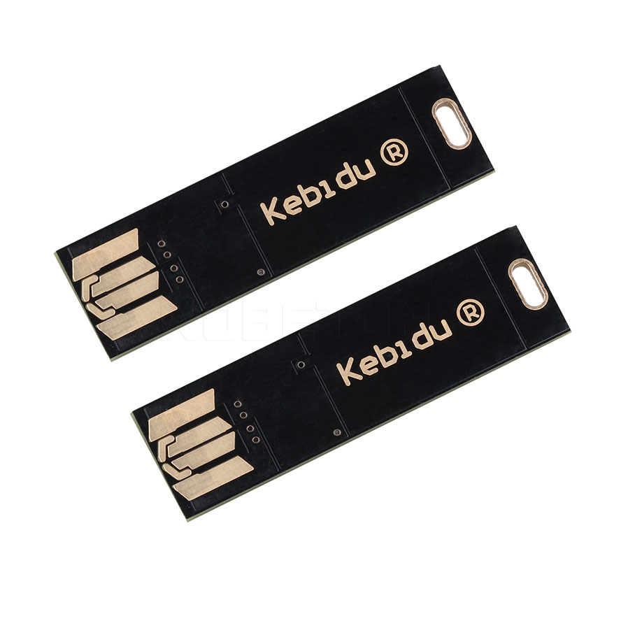 Consumer Electronics Hearty Kebidu 5v 1w Ultra Bright Portable Pocket Cool Mini Usb Led Light Usb Keychain Touch Dimmer Led Lamp For Power Bank Pc