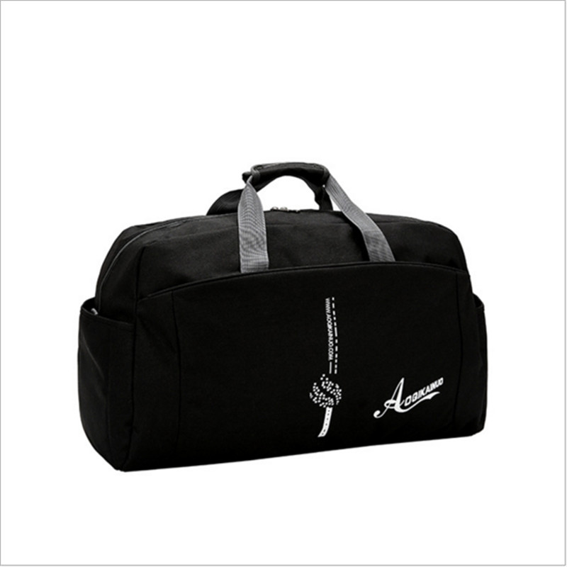 Gym-Bag Training-Shoulder Fitness Nylon Waterproof Sports Women for The Luggage Professional