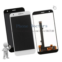 5 2 Full LCD DIsplay Touch Screen Digitizer Assembly For ZTE Blade A512 Z10 Black White