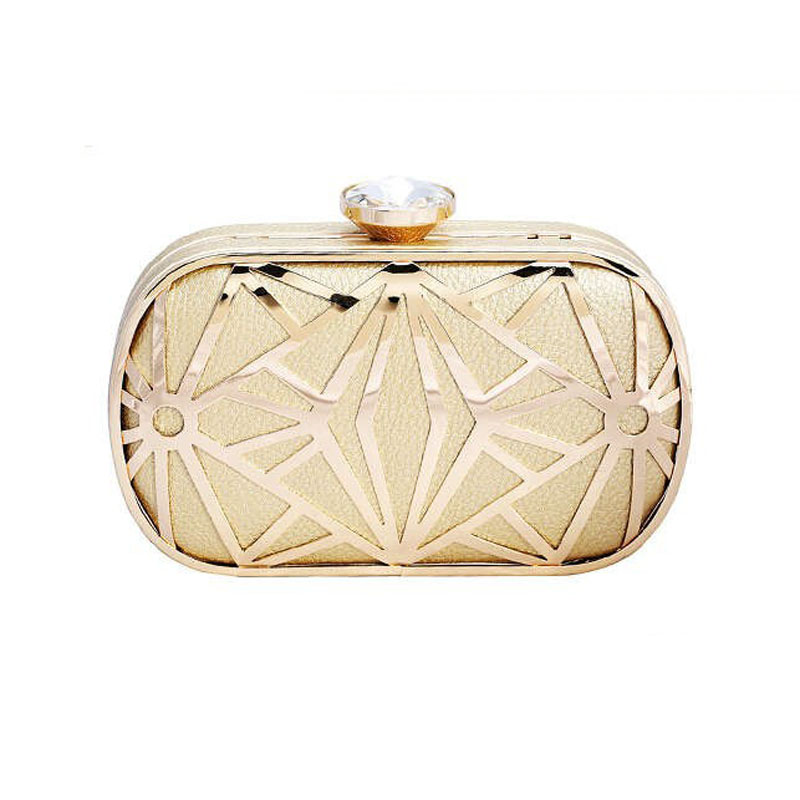 Vintage Wedding Party Bags Women Diamond Evening Clutches Bridal Gold Wedding Party Chain Hand Bag Dinner Purse bolso New XA60H new women s retro hand beaded evening bag wedding bridal handbag chain shoulder bag stitching sequins diamond stone day clutches