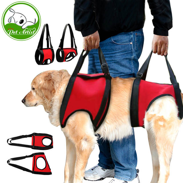 Dogs Front Carrier Lift Harness Dogs Lift Support Rehabilitation Harness Helping Support for Elderly or Arthritis_640x640q70 online shop dogs front carrier lift harness dogs lift support