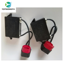 2 шт. ксеноновая лампа AL Bos-ch стартер зажигатель 2 pin D2S D2R OEM 1307329054