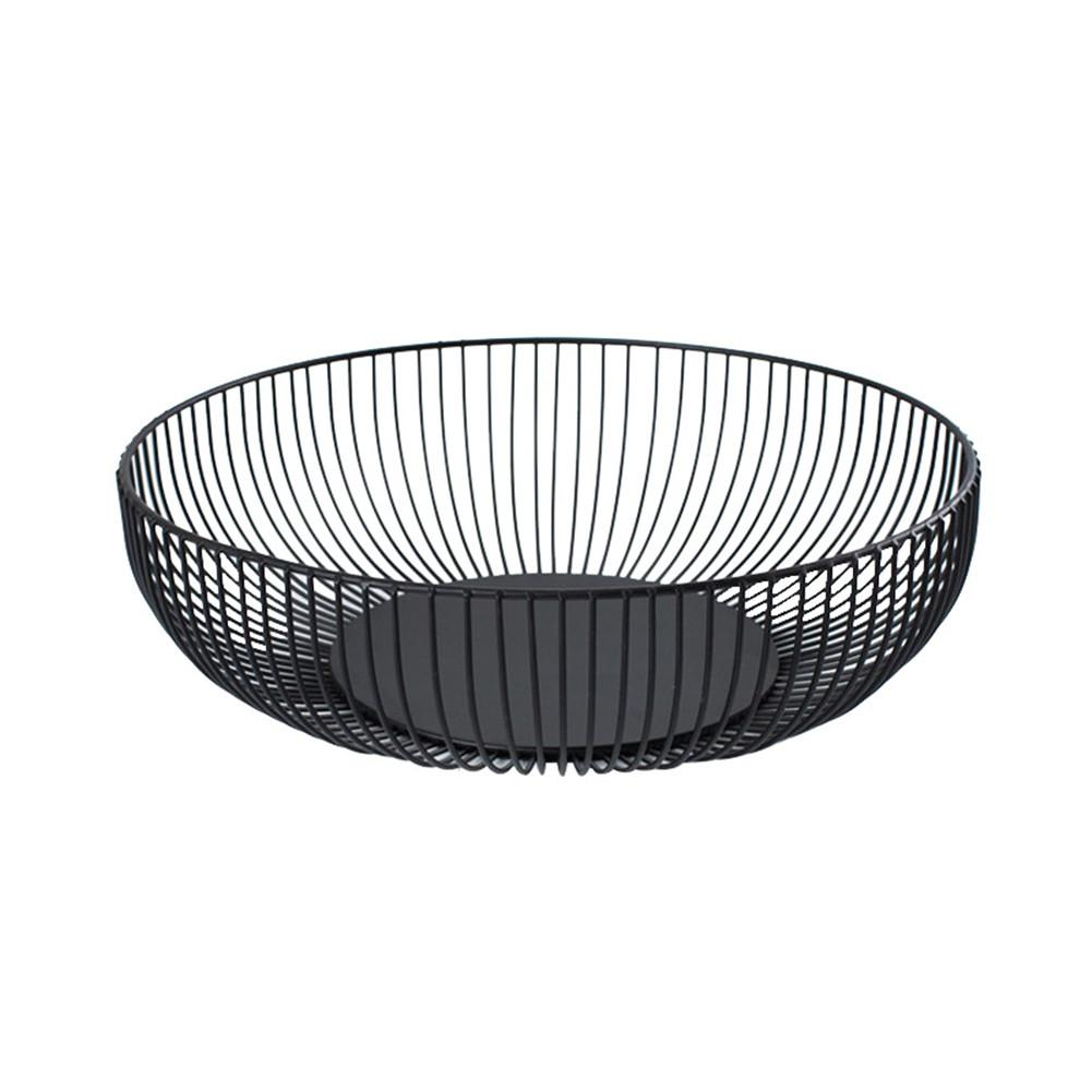 Nordic Creative Minimalist Fruit Basket Living Room Creative Fruit Drain Basket Home Iron Fruit Bowl Storage BasketNordic Creative Minimalist Fruit Basket Living Room Creative Fruit Drain Basket Home Iron Fruit Bowl Storage Basket